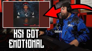 CRYPT REACTS to KSI - Millions (Dissimulation)
