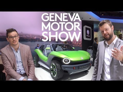 The Best Cars of the 2019 Geneva Motor Show