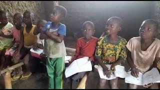 A kis kongói Nkelenda Ndjoless felmondja az ABC-t