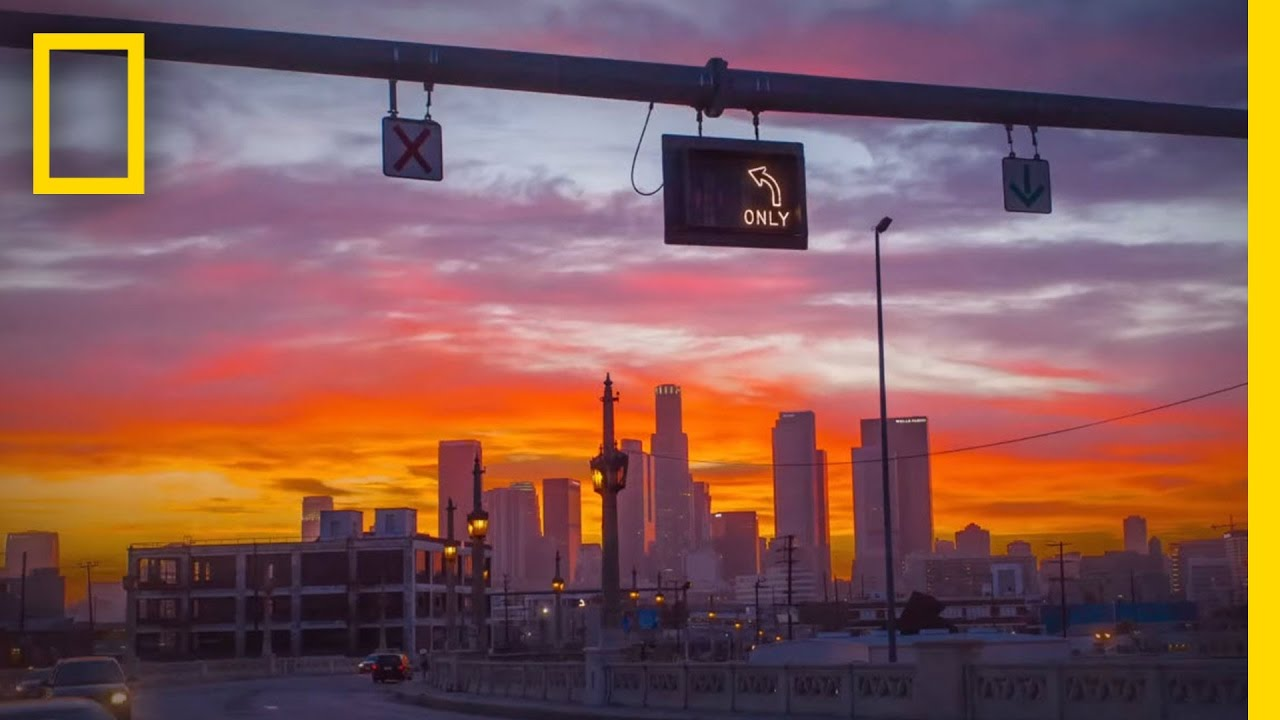 Watch L.A. Shift From Day to Night in Stunning Time-Lapse   Short Film Showcase thumbnail