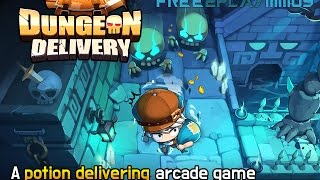 Dungeon Delivery Gameplay Android / iOS