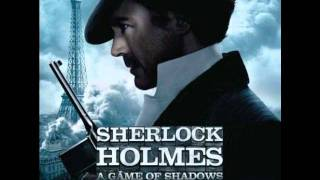 03 Tick Tock (Shadows Part 2) - Hans Zimmer - Sherlock Holmes A Game of Shadows Score