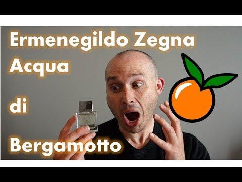 Ermenegildo Zegna Acqua di Bergamotto / DELICIOUS CITRUS
