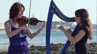 Titanic Theme Song - My Heart Will Go On - Harp / Violin