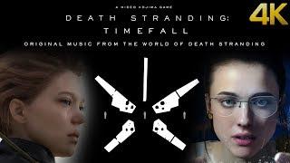 [GMV] CHVRCHES | Death Stranding [4K] Lyrics Subtitles