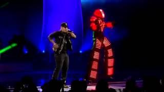 Daddy Yankee - Perros Salvajes @ Festival Viña Del Mar 2013 HD