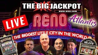 💰 Live High Limit Slot Play 💸 Atlantis Casino Resort and Spa Reno 💵   The Big Jackpot