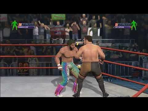 Видео № 0 из игры TNA Impact (Б/У) [Wii]