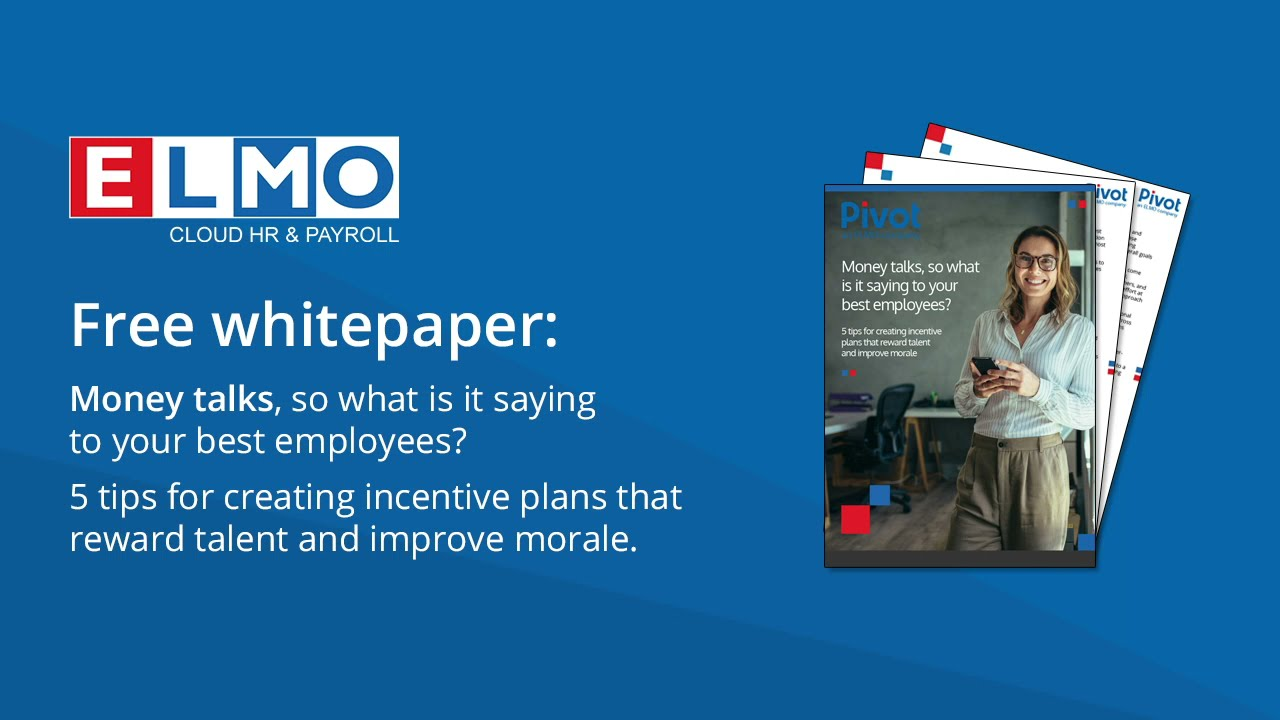 Whitepaper: Money talks, so what is it saying to your best employees? preview
