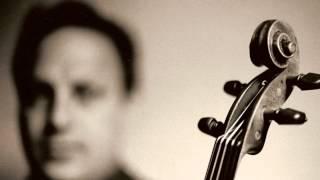 Ernest Bloch Suite for viola solo, Paul Cortese, viola