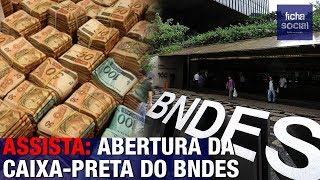 ABERTURA DA CAIXA-PRETA DO BNDES - CRIMES NO ÂMBITO DO BANCO - DEPOIMENTO