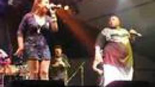 Live : DLG (Dark Latin Groove) : Afro-Latino festival 2008