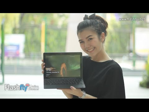 Flashfly Online Channel : Review Lenovo Idea Pad MIIX 300