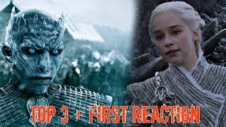 Game of Thrones: Beyond the Wall First Reaction + Top 3 Moments