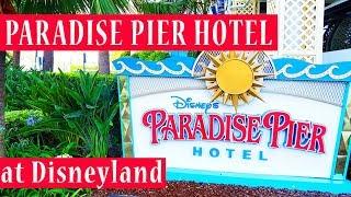 Disneyland Paradise Pier Hotel - One Bedroom Suite