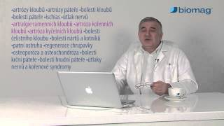 Video 03/21 účinky magnetoterapie Biomag