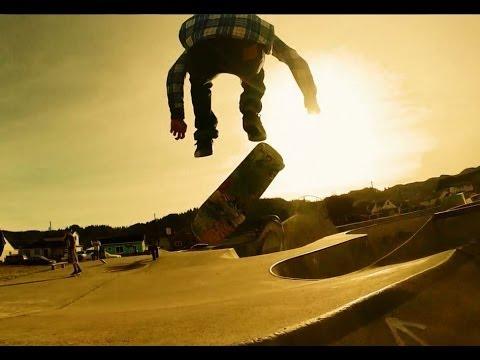 Reedsport Skate FLOW Ft.J(OH)Fishel (HD) (GoPro)
