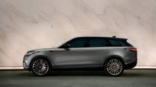 The New Range Rover Velar | Night Sound | Land Rover USA