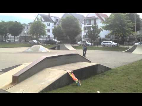 chris spearin new bedford skating