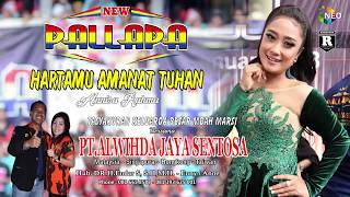 HARTAMU AMANAT TUHAN ANISA RAHMA NEW PALLAPA LIVE GEMBLUNG SUKOLILO 2018