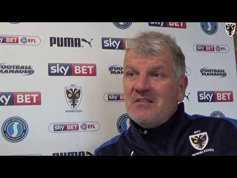 Glyn previews the trip to Bolton Wanderers