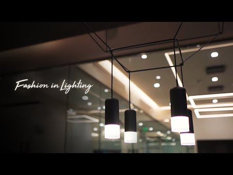 Video for Node Antique Brass LED Flush Mounted Downlight