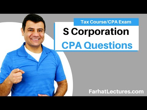 How to Pass the REG CPA Exam | Corporate Income Tax Course