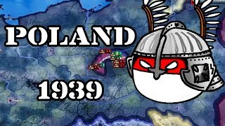Hearts of Iron 4 Challenge: 1939 Poland