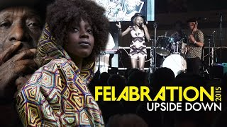 """Upside Down"" - Tony Allen & Audrey Gbaguidi (Felabration 2015)"