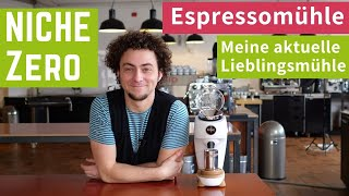 Niche Zero Espressomühle im Test - Aktuell meine Lieblingsmühle