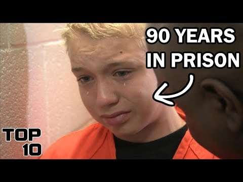 Top 10 Innocent Kids Sentenced To Life In Prison