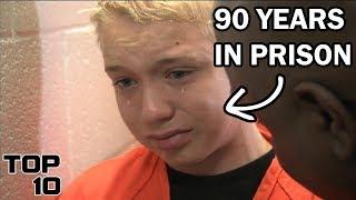 Top 10 Innocent Kids Sentenced To Life In Prison