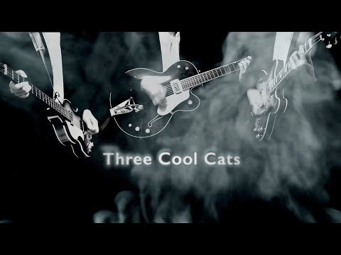 Three Cool Cats - The Beatles karaoke cover