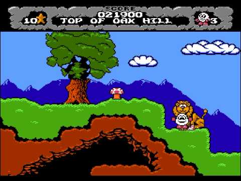 dizzy the adventurer nes