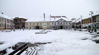 Sneg v Ljutomeru
