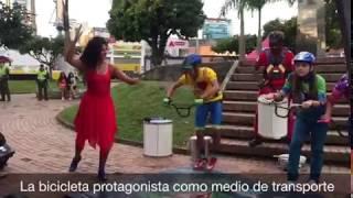 Miniatura Video Vuelta a Colombia, inauguración