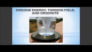 The Orgone piezoelectric effect, torsion fields, orgonite ice test, shungite rooms for healing