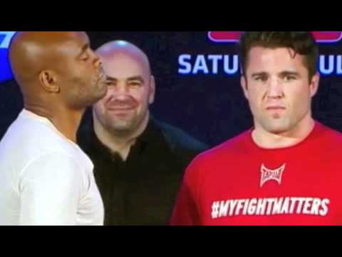 UFC 148: Anderson Silva vs Sonnen 2 Media Conference Call (Audio)