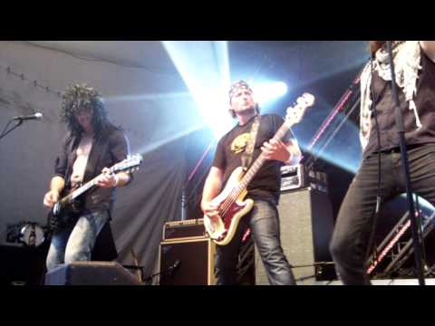 Volt Rocks Out 2010 - Sonic Temple doet The Cult - deel 5