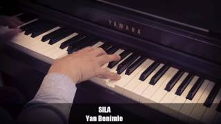 Yan Benimle Piyano Cover...SILA,piyano Ile çalınan şarkılar