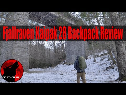 Tough! – Fjallraven Kaipak 28 Backpack Review