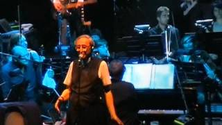 Franco Battiato - Up Patriots To Arms (Live Monza 18/07/2012)