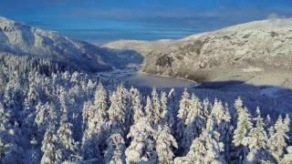 Wat een winterwonderland