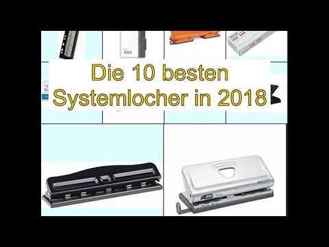 Die 10 besten Systemlocher in 2018