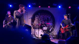 Every Avenue - Days Of The Old (Live at Bottom Lounge Chicago) 12-27-18