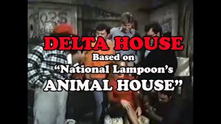 Delta House - Episode 5 - The Lady in Weighting (Animal House Spin-off/Sequel)