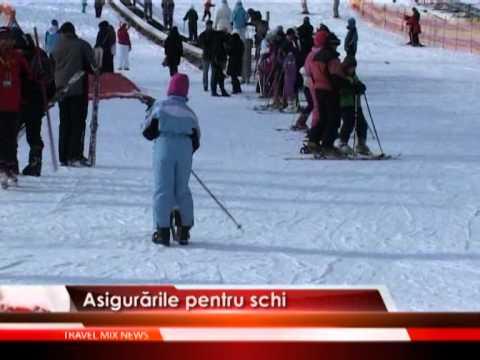 Asigurarile pentru schi