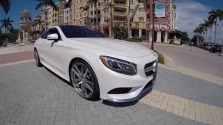 2016 Mercedes S550 Coupe for sale AMG Sport
