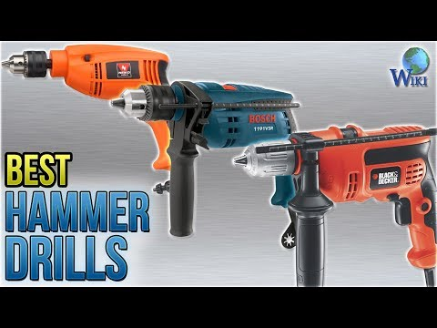 10 Best Hammer Drills 2018