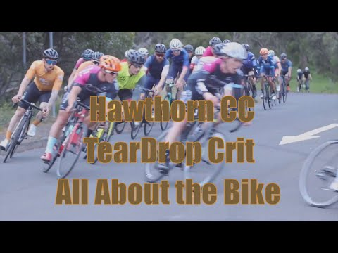 All About the Bike S2 E6 - Hawthorn Crit  - Extremely Slow Corner